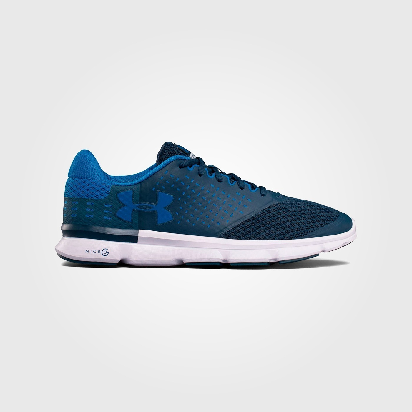 Кроссовки Under Armour Micro G Speed Swift 2 Mens Light Navy