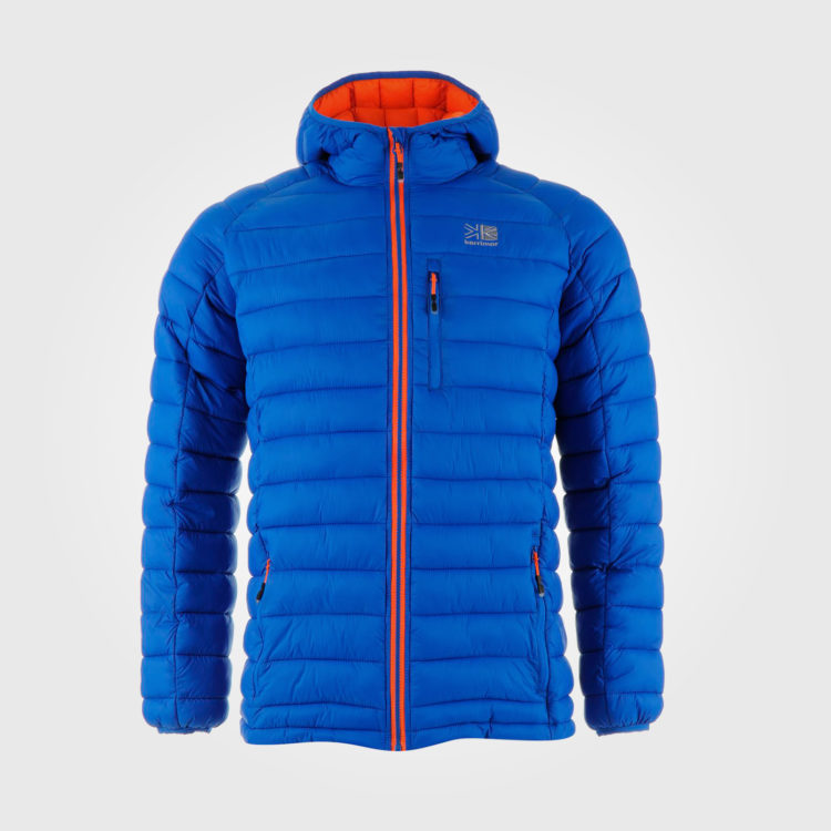 Karrimor Hot Crag Insulated Mens Elite BlueOrange
