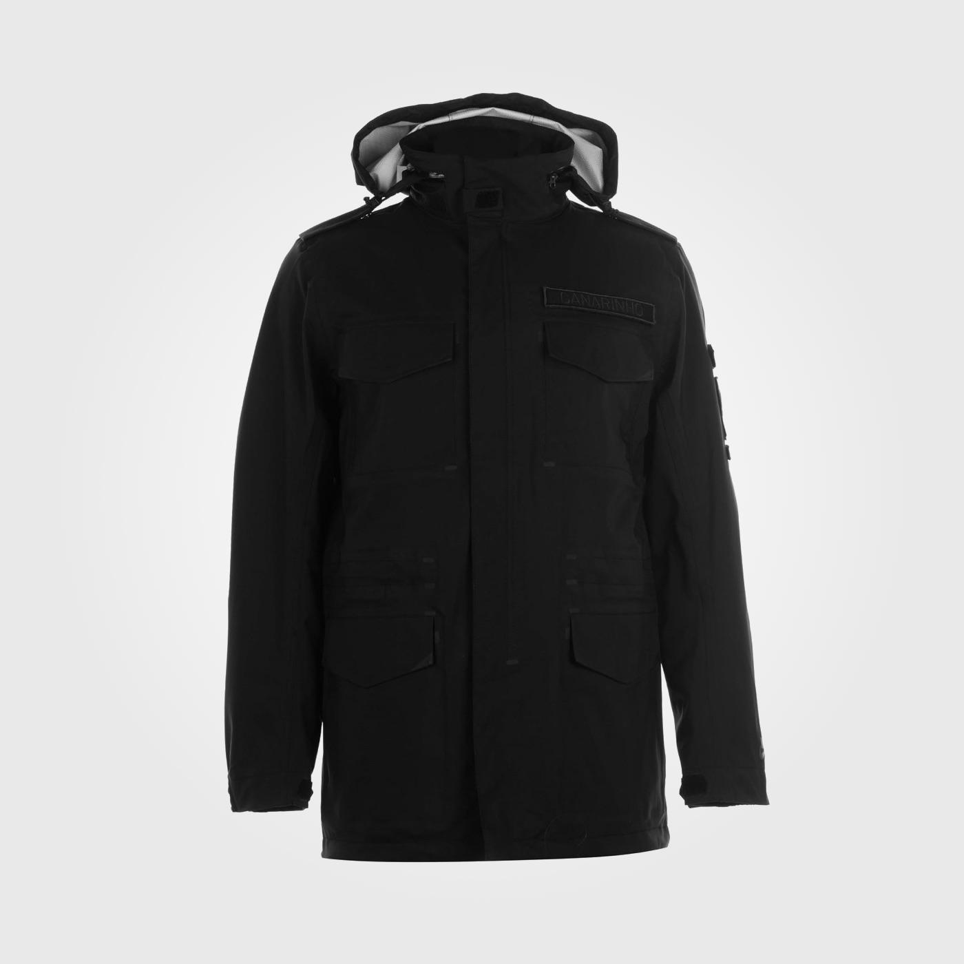 Куртка Nike M65 Canarinho Mens Black 2