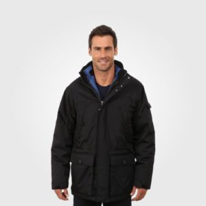 Зимняя Куртка зимняя IZOD Men's Weekender Systems 3 в 1