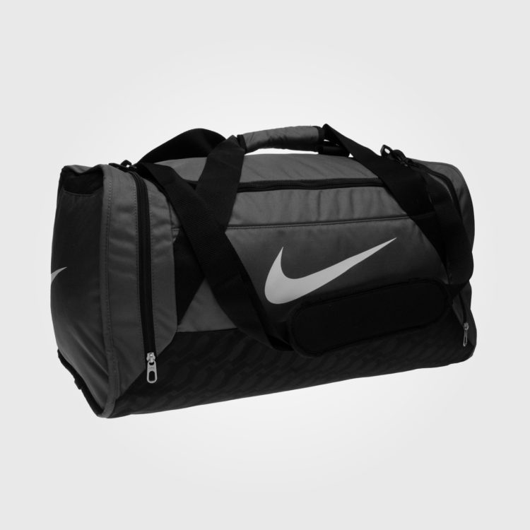 Сумка Nike Brasilia Medium Holdall Gray