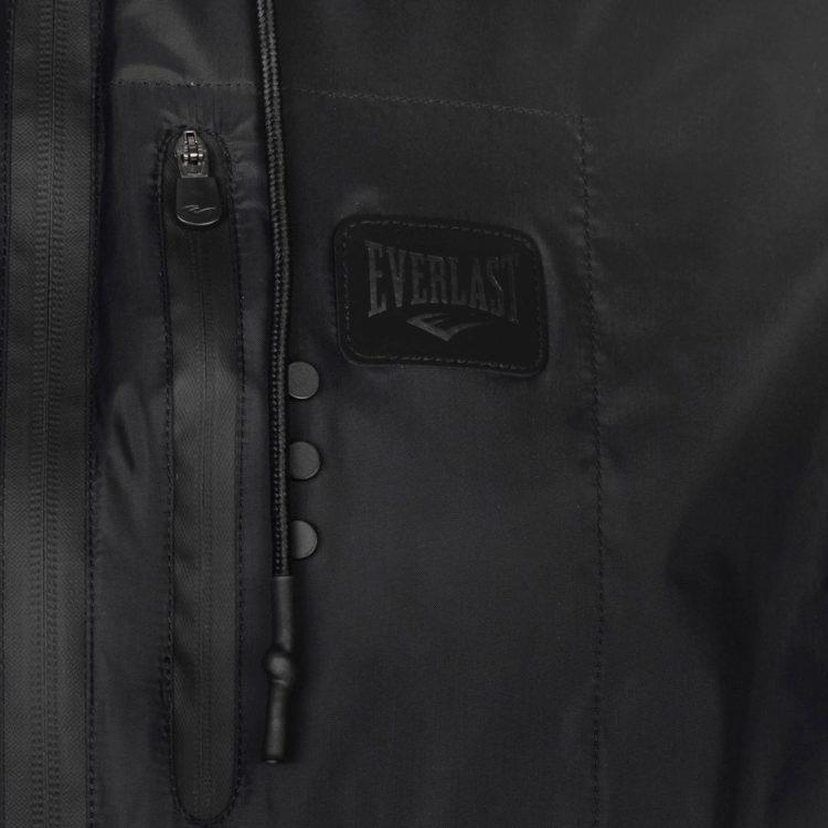 Куртка Everlast Geo Rain Mens Black осенняя