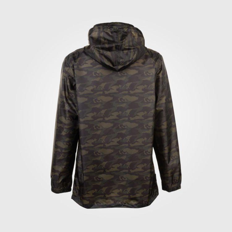 Куртка Gelert Packaway Smock Mens Camo ветровка