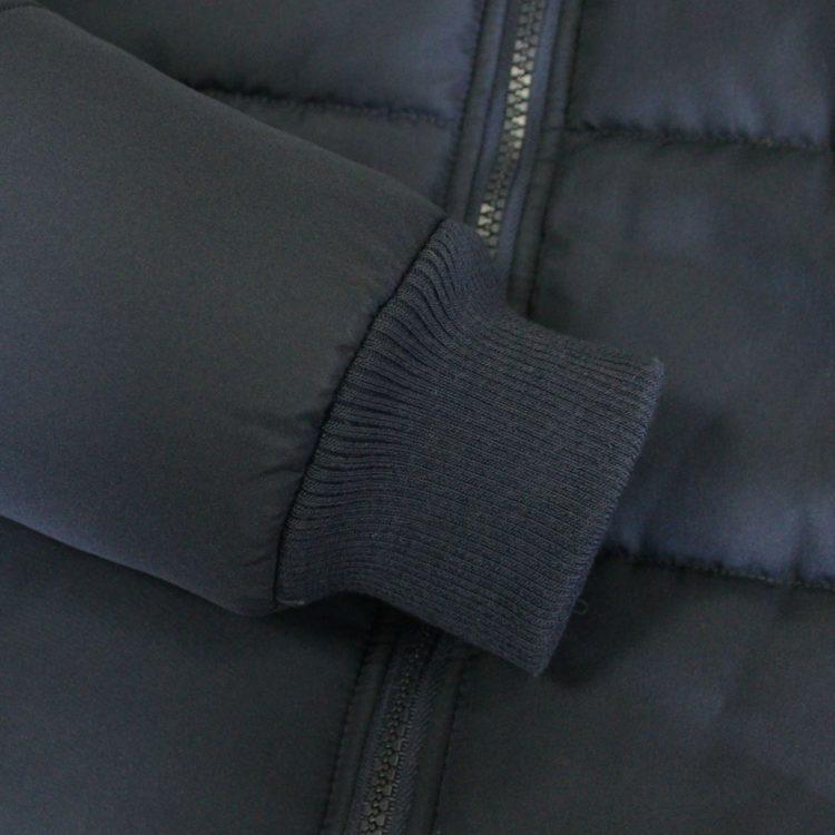 Куртка Lee Cooper Padded Mens Black утепленная