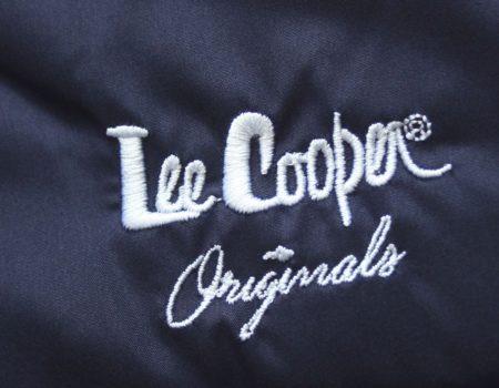 Куртка Lee Cooper Padded Mens Navy утепленная