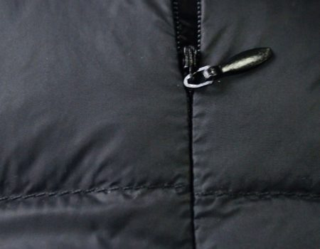 Куртка Lee Cooper Xlite Down Mens Black утепленная