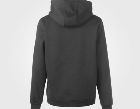 Толстовка Lonsdale 2S Zip Mens CharcoalM/White