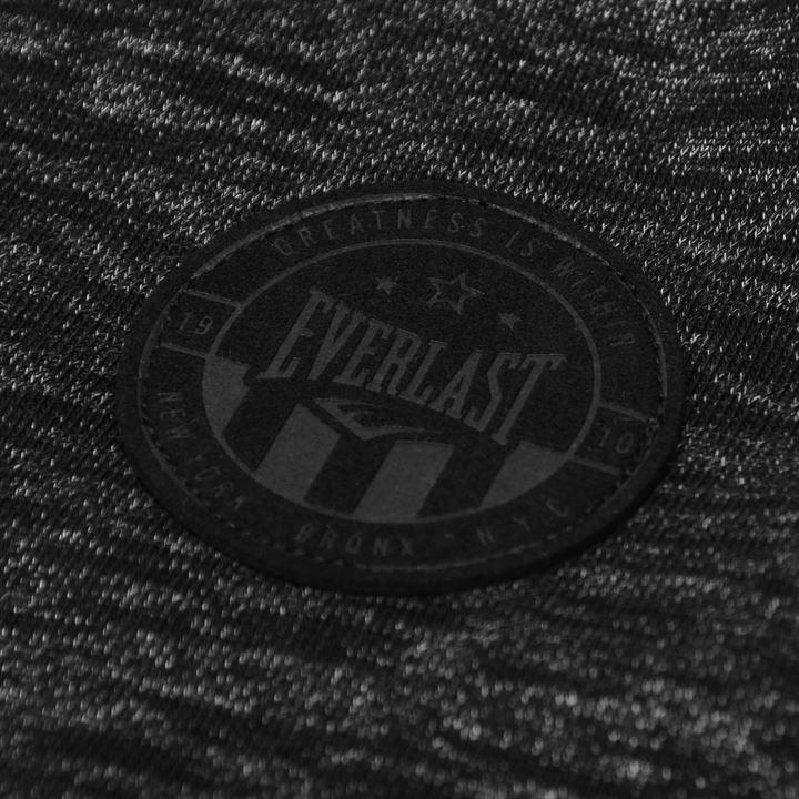 Толстовка Everlast Boston Full Zip Mens Black