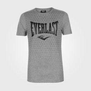 Футболка Everlast Geometric Print Mens Black Geo