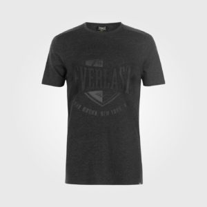 Футболка Everlast Shield Mens Charcoal