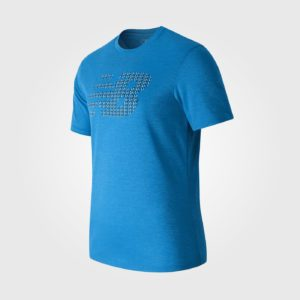 Футболка New Balance Visaro Jersey Performance Mens Polaris 417