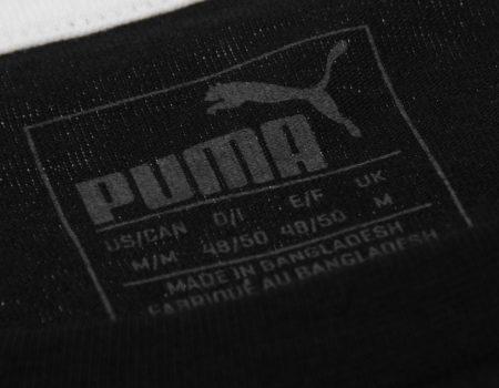 Футболка Puma Big Cat QT Mens Black
