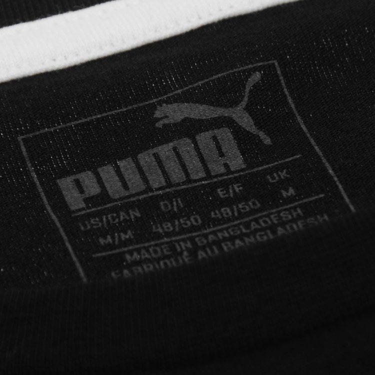 Футболка Puma Big Cat QT Mens Black