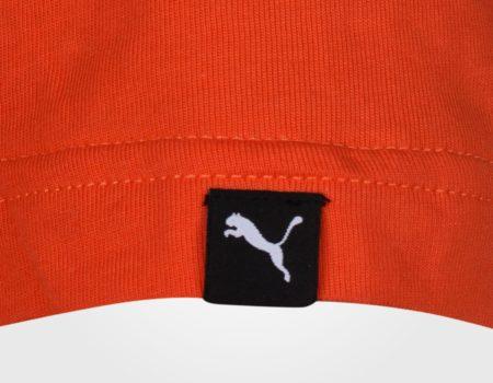 Футболка Puma Box QT Mens Orange