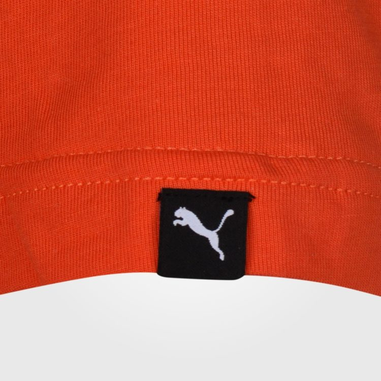 Футболка Puma Box QT Mens Orange