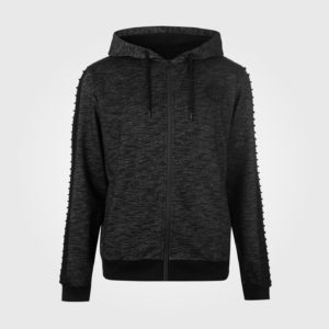 Толстовка Everlast Boston Full Zip Mens Black