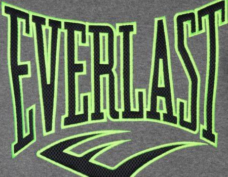 Толстовка Everlast Large Logo OTH Charcoal Marl