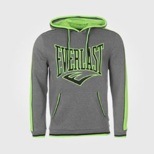 Толстовка Everlast Large Logo OTH Charcoal Marl