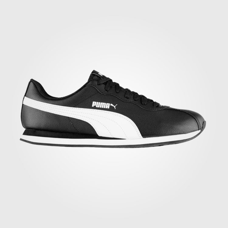 Кроссовки Puma Turin II Mens Black/White