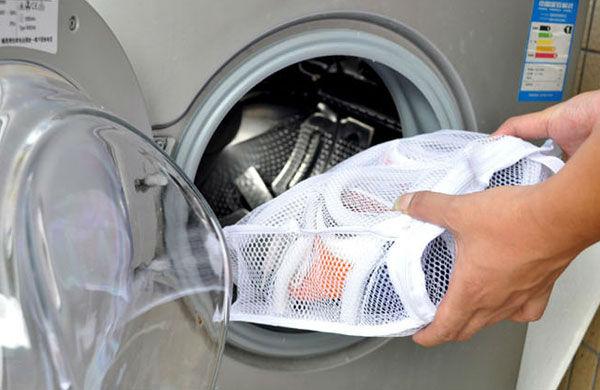 Как постирать кроссовки в стиральной машинке