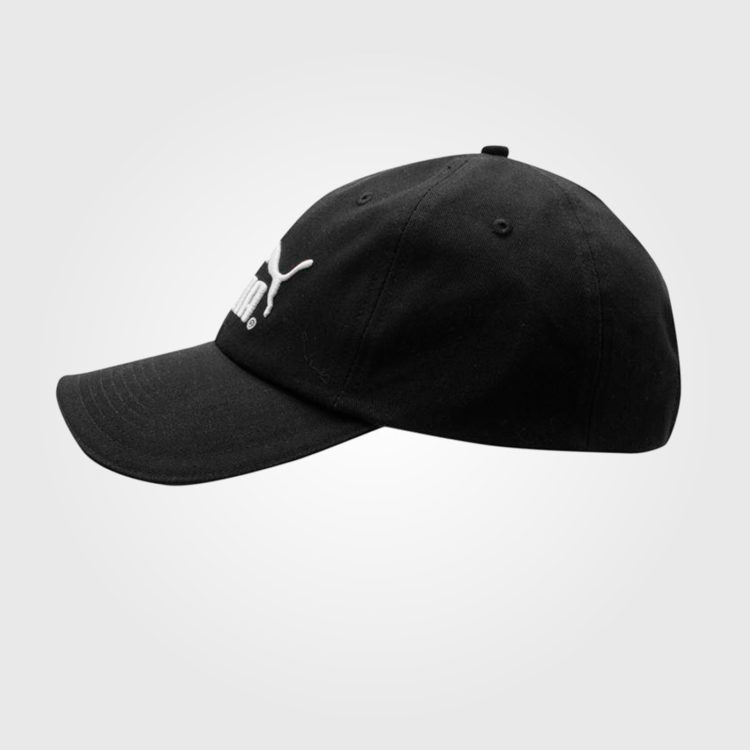 Бейсболка Puma No 1 Logo Mens Cap Black/White