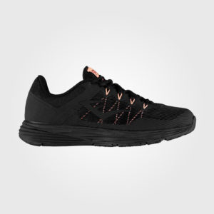 Кроссовки женские Everlast Vade Flex Trainers Black/Coral