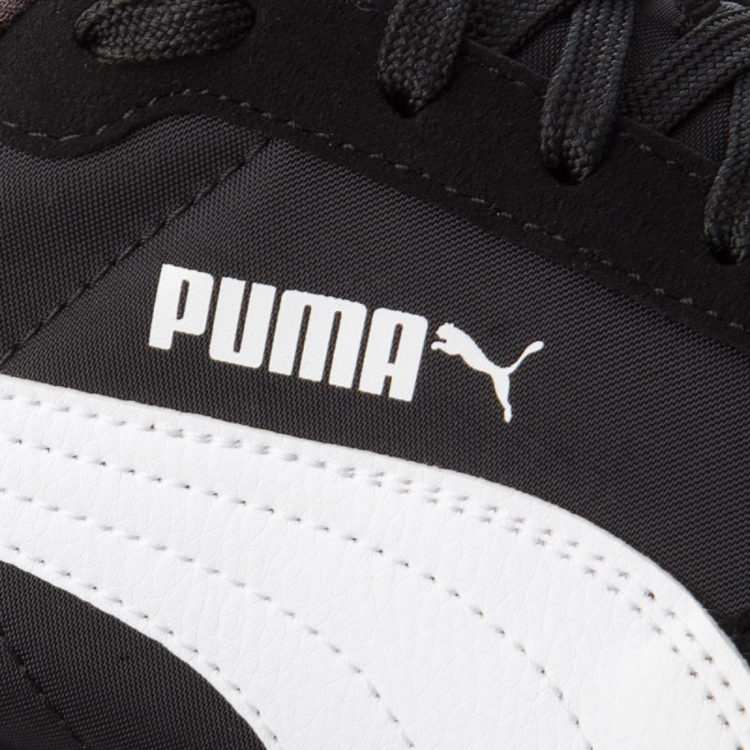 Кроссовки Puma ST Runner V2 Mens Black/White