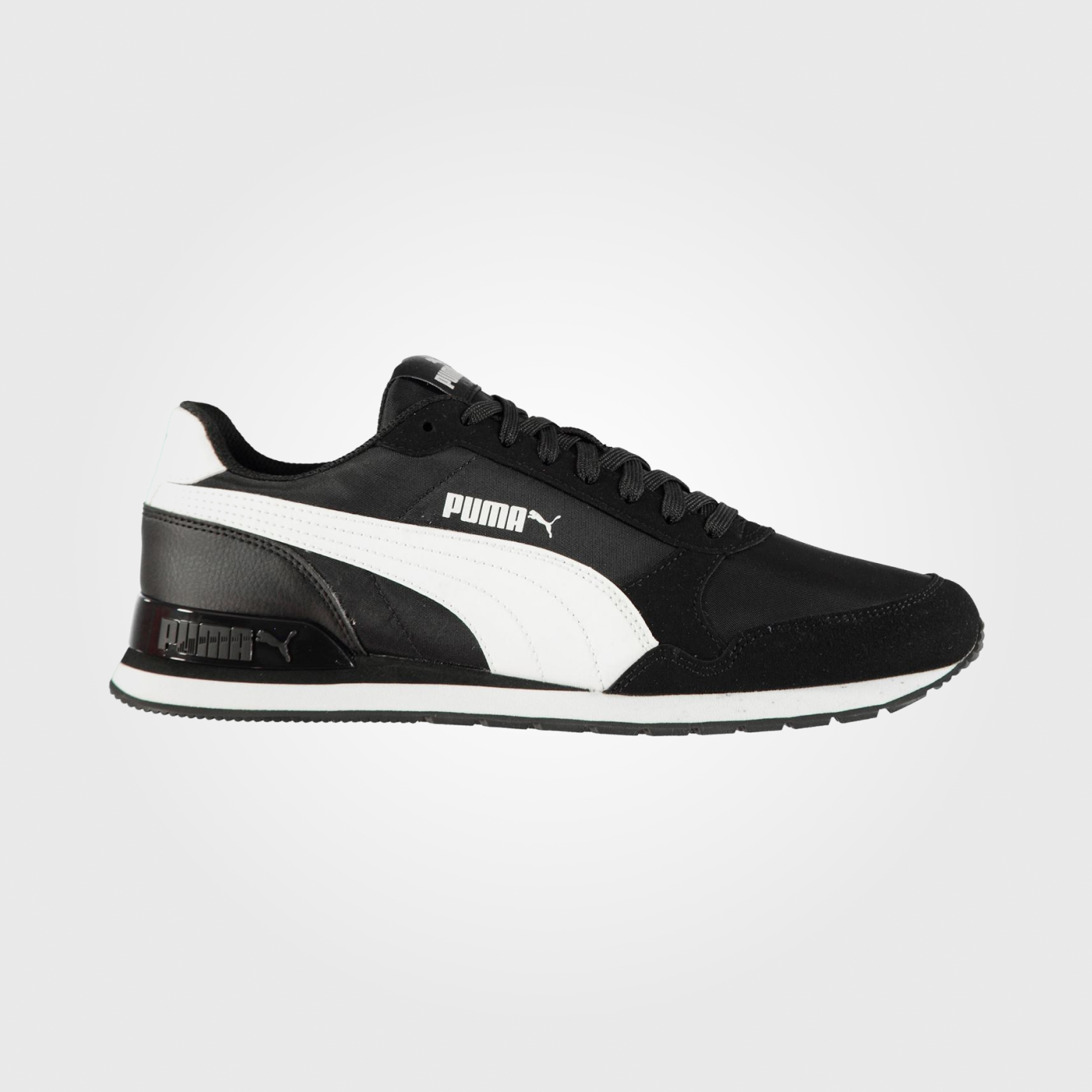 Кроссовки Puma ST Runner V2 Mens BlackWhite