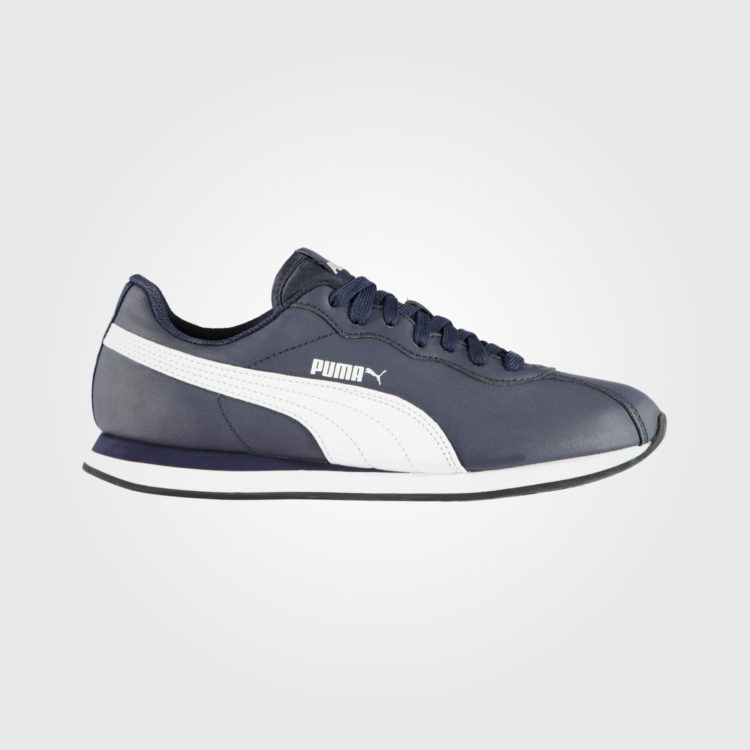 Кроссовки Puma Turin II Mens Peacoat/White