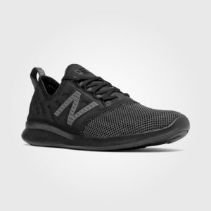 Кроссовки New Balance STL Trainers Black Mono