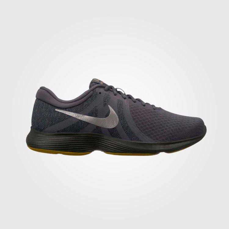 Кроссовки Nike Revolution 4 Mens DK Grey/Metallic