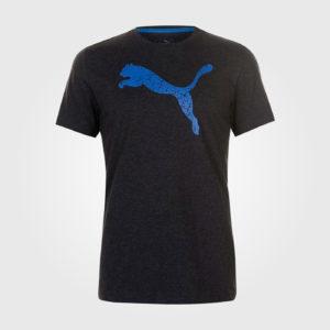 Футболка Puma Big Cat QT Mens Drk Grey/Blue