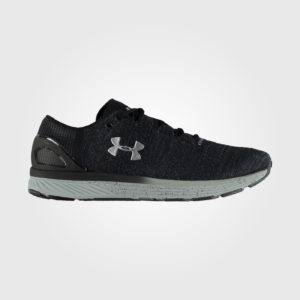 Кроссовки Under Armour Charged Bandit 3 Mens Stealth Grey