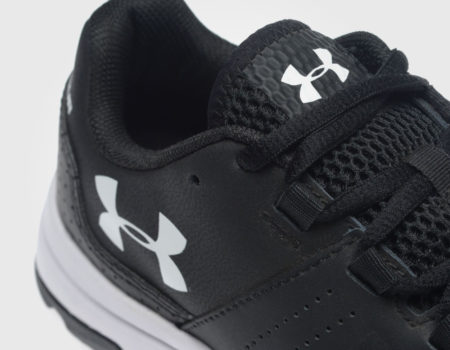 Кроссовки Under Armour Raid Mens Training Shoes Black/White