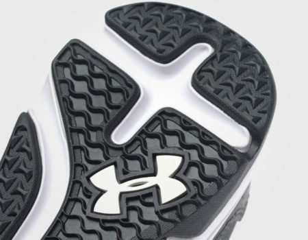 Кроссовки Under Armour Raid Mens Training Shoes Black/White