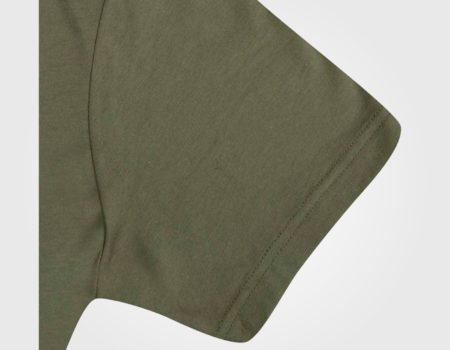 Футболка Giorgio Plain Mens Army Green