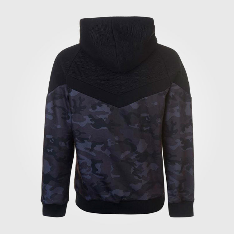 Толстовка Everlast Premium Zipped Mens Camoflage