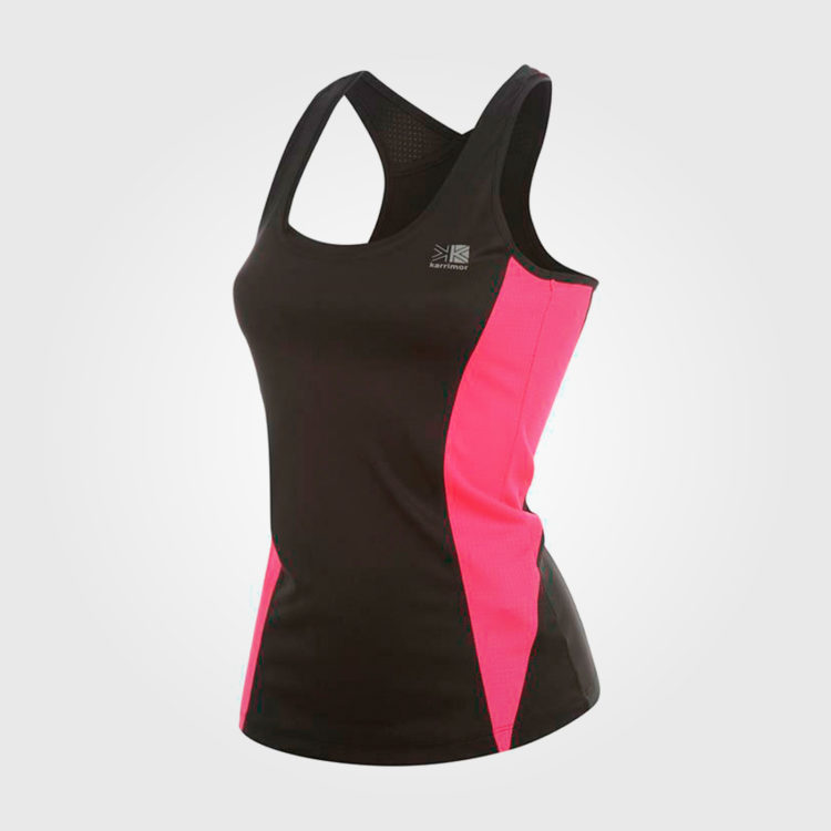 Жилет Karrimor Running Ladies Black Pink