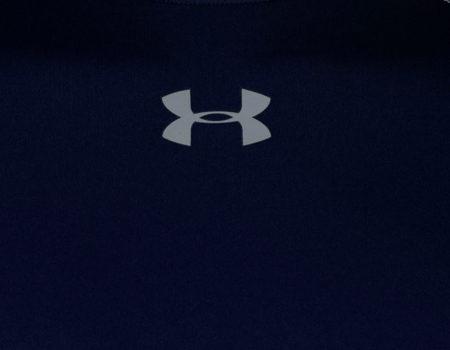Футболка Under Armour Heatgear Core T Shirt Mens Navy
