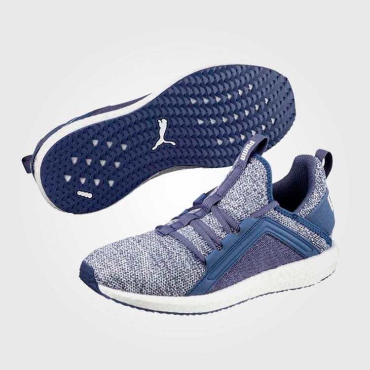Кроссовки Puma Mega NRGY Knit Trainers Blue