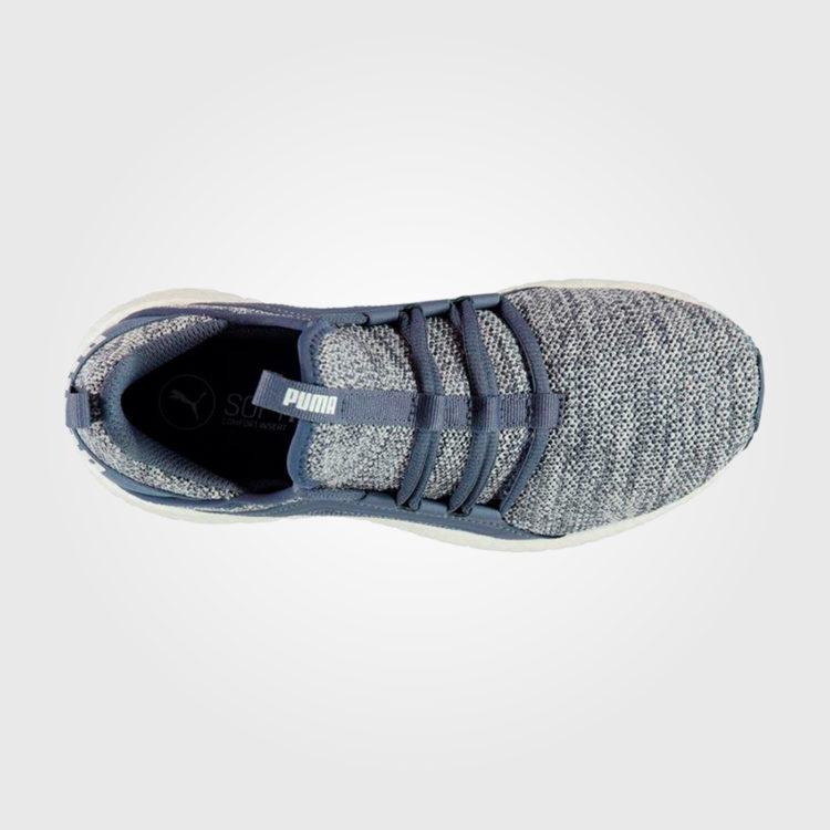 Кроссовки Puma Mega NRGY Knit Trainers Blue