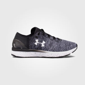Кроссовки женские Under Armour Bandit 3 Running Black