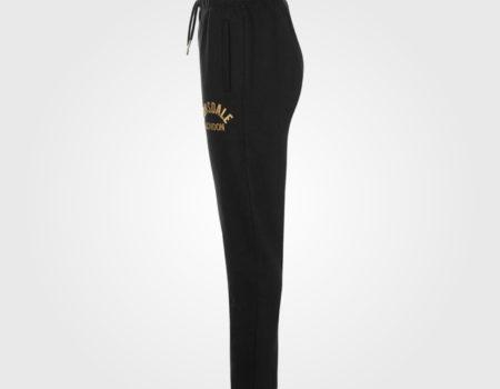 Спортивные штаны женские Lonsdale Slim Open Hem Joggers Black