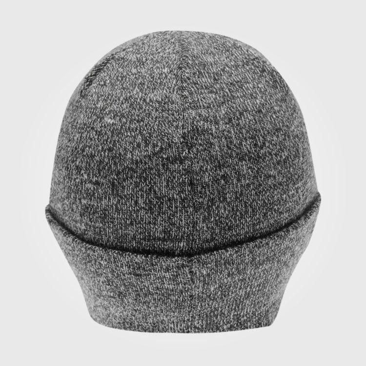 Шапка Firetrap  OS Cuff Hat Mens Charcoal