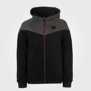 Толстовка Everlast Premium Zipped Mens Black