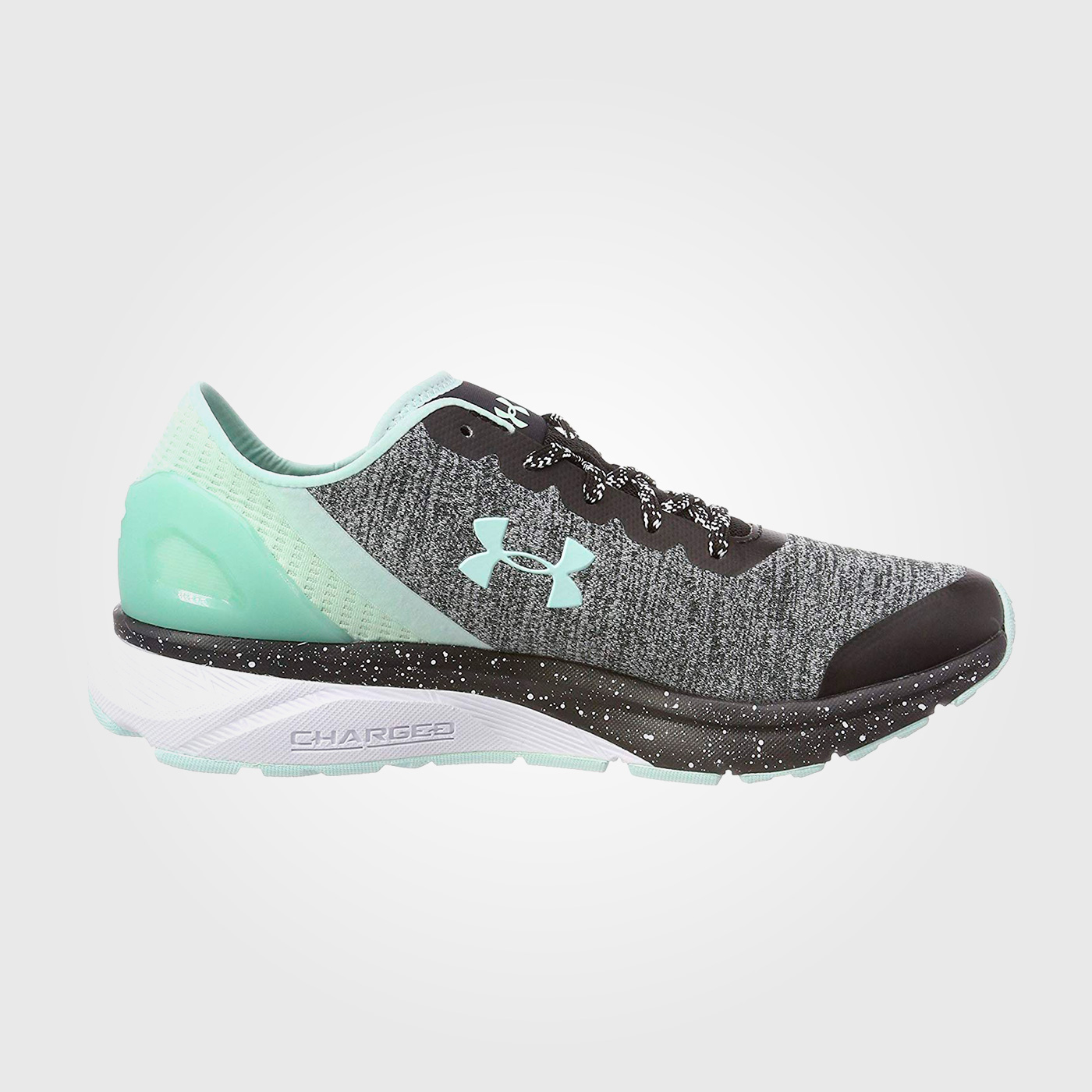 Кроссовки  Under Armour Charged Escape Ladies Running Shoes Black