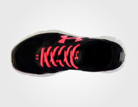 Кроссовки женские Under Armour Micro Engage 2 Black Pink
