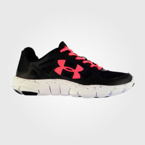 Кроссовки Under Armour Micro Engage 2 Ladies Black Pink