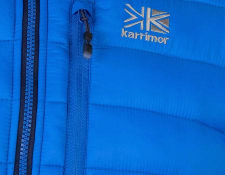 Куртка Karrimor Hot Crag Insulated Mens Elite Blue/Navy