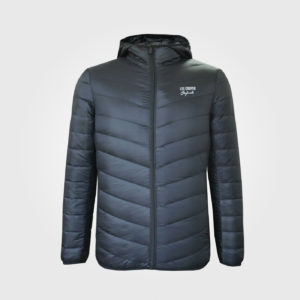 Куртка Lee Cooper Xlite Hooded Down Mens Black